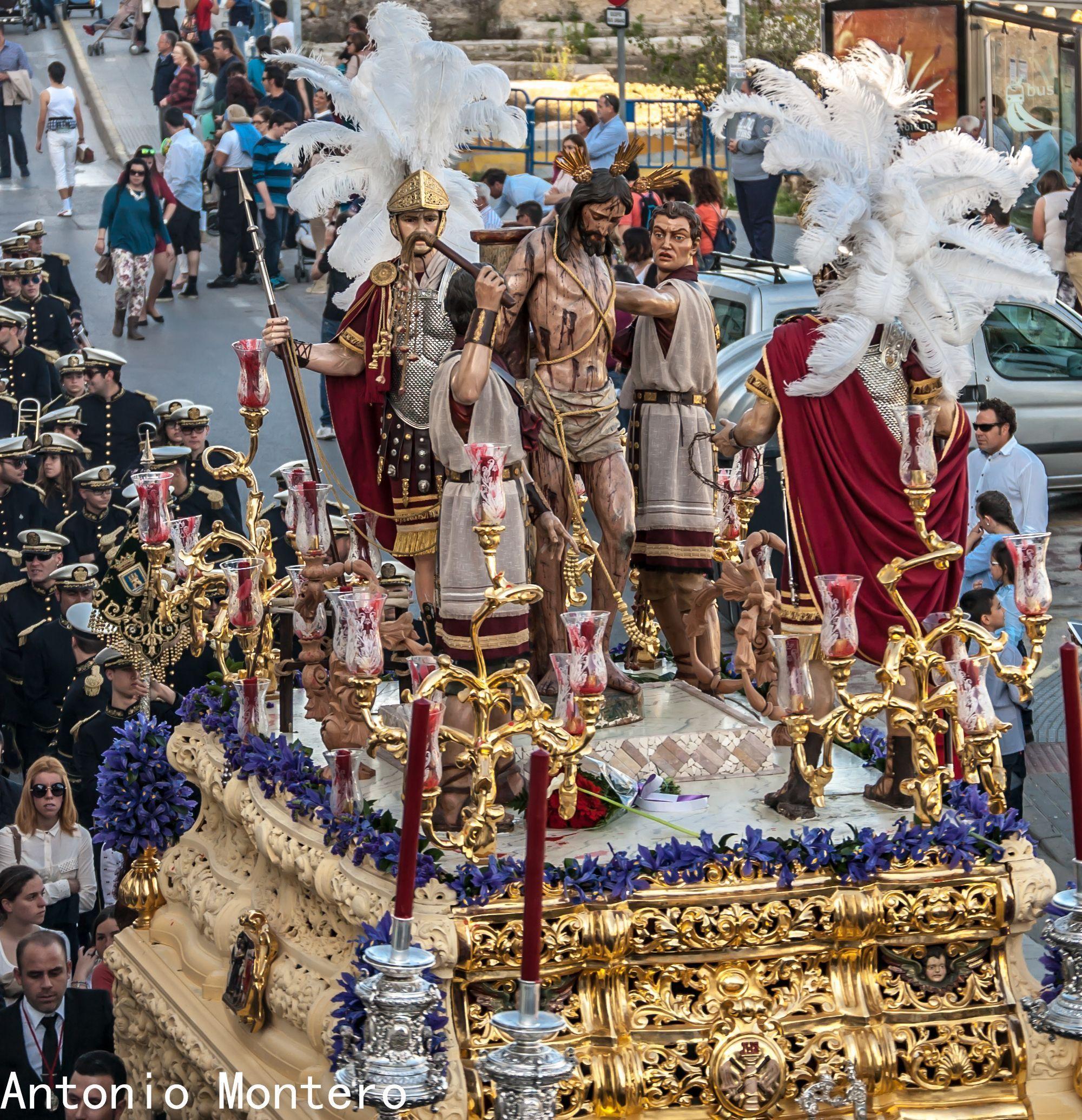 Flagelaci n presentaci n del cartel del domingo de ramos - Psicologo el puerto de santa maria ...