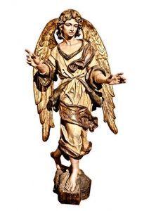 Ángel conformador de la hermandad del Huerto