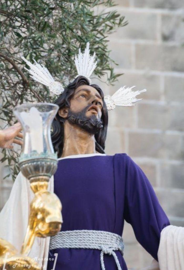 Nuestro Padre Jesús Orando en el Huerto de El Puerto de Santa María